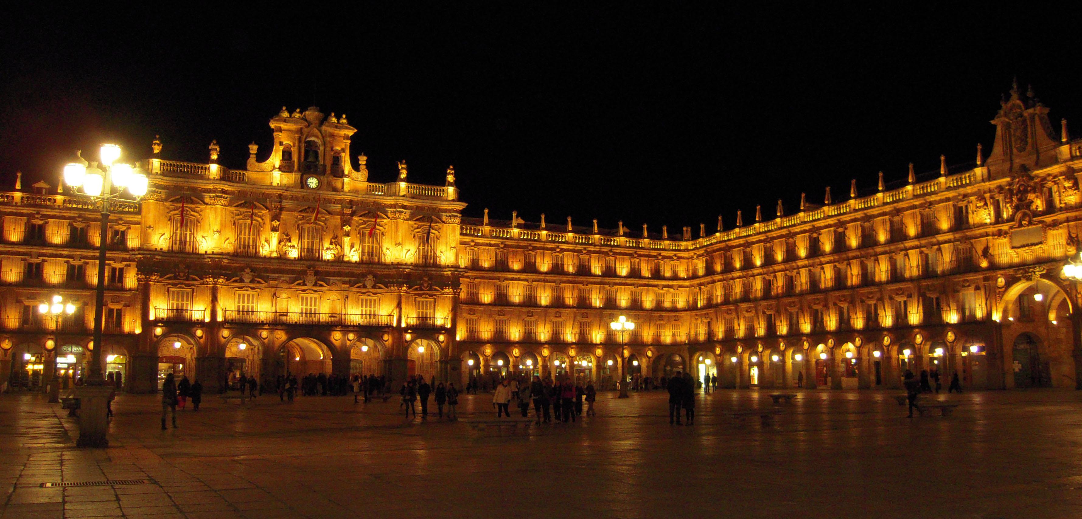 Panorámica_Plaza_Mayor_Noche